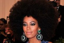 Inspiration: Solange / Solange Knowles does her own thing in the style department and I love it. This board is dedicated to her for her fearlessness when it comes to fashion and beauty. / by tamara rasberry