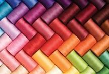 Quilty Inspiration / Color inspiration, places that inspire, and generally quilt-inspiring pins.