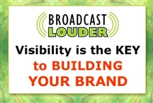 Broadcast Louder / Broadcast Louder is an online webinar series teaching a wide variety of topics from Pinterest for business to Feng Shui for your Studio to Alliance marketing. Expert Speakers. http://broadcastlouder.com - Join the FREE webinar mailing list and you get to tune in live!