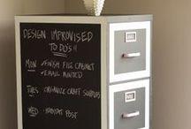Interior Inspiration: Home Office / by tamara rasberry
