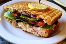 Sensational Sandwiches / by Janet Kostner