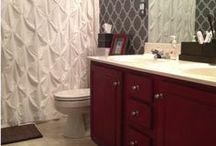 Bathrooms / Bathroom decor and inspiration.