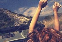 roadtrip / i love roadtrips, especially in summer! let's jump in the car and discover the world
