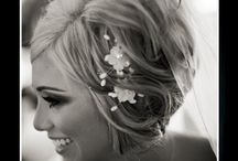 FORMAL HAIR STYLES / Wedding and/or Prom styles