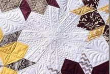 Quilting Your Quilts / It's all about the quilting! Pre-cuts, yardage, appliqué, whether you're working on a quilting frame, a home sewing machine, or a longarm quilting machine, we've got you covered.