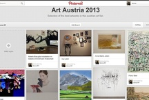 Historias de Arte · Art Austria 2013 / Selection of the best artworks in this austrian art fair. / by Anna RT