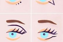 eye / eye makeup and makeup inspiration / by Michelle Phan