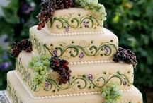 Fabulous, Fun, &  Funky Cakes / LOTS OF FLAVORS AND DESIGNS. / by Karen Hogan