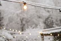winter / let's start wearing warm socks and sipping hot chocolate - winter is coming!