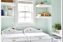 Laundry Rooms / Gorgeous laundry room inspiration