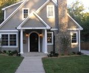 House Colors / Beautiful home colors for painting and projects.