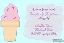 Kids Party Ideas / Fun ideas, recipes, decor, and invitations for your young one's birthday bonanza  / by Buncee