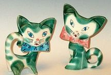 Kitschy Kitty Klutter / by Jacquelyn