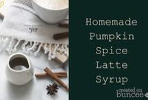 Autumn Splendor / Decor, recipes, and more to celebrate one of the best seasons: fall! / by Buncee