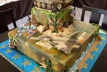 Army Party Ideas / Are you having an army camo theme party? Go under cover at your party with a army camouflage theme board packed full of ideas and decorations, tableware and accessories!