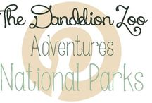 Adventures: National Parks / Travel ideas for National Parks / by Zookeeper