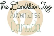 Adventures: Canada / Travel ideas for California / by Zookeeper