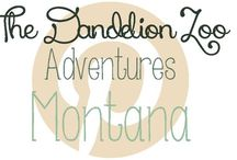 Adventures: Montana / Travel ideas for Montana / by Zookeeper