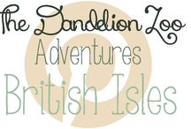 Adventures: British Isles / Travel ideas for the Ireland, Scotland, Wales, and England / by Zookeeper