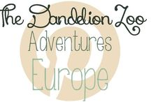 Adventure: Europe / Travel ideas for Europe / by Zookeeper