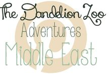 Adventures: Middle East / Travel ideas for the Middle East / by Zookeeper
