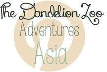 Adventures: Asia / Travel ideas for Asia / by Zookeeper