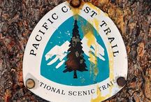 Pacific Crest Trail / 2017 season is the goal! / by Grace Dawson
