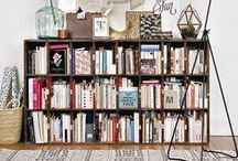 HOME SWEET HOME ☆ SHELVES ☆ / by Maïlys