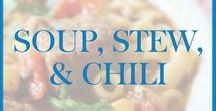 Soup, Stew, and Chili / Recipes for soup, stew, and chili.