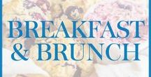 Breakfast and Brunch / Recipes for breakfast and brunch.