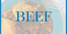 Beef / Recipes containing beef as a main ingredient.