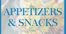Appetizers and Snacks / Recipes for appetizers and snacks