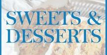 Sweets and Desserts / Recipes for all types of sweets and desserts (pies, cobblers, cakes,  cookies, brownies, bars, candy, confections, ice cream, and popsicles).