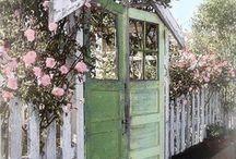 garden visions / by Cassie Patel