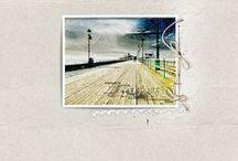My digital scrapbook LO