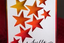 Creative / Stampin Up Cards / by Christina Crawford