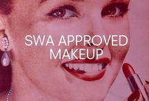 SWA: APPROVED MAKEUP / Makeup and beauty products with Starworks Artists stamp of approval. / by Starworks Artists