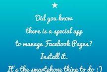 Social Media Tips from the Social Chicks / Tips from the wonderful world of social media. Facebook, Twitter, LinkedIn, Pinterest, Instagram. Brought to you with love from the Social Chicks.