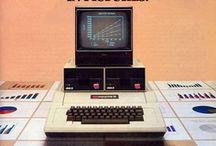 Retrocomputing / #retro-computing #retro #computers / by Katie Renée