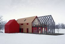 architecture / by Chantelle Delichte