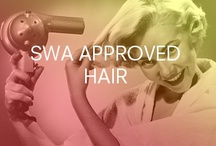 SWA: APPROVED HAIR / Hair and hair products with Starworks Artists stamp of approval. / by Starworks Artists
