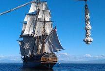 Tall Ships & Sailing Boats / by Jan Balestriere
