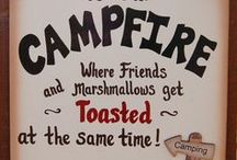 Camping & Backpacking / Recipes and other fun ideas for camping and backpacking. :)