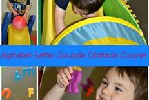 Preschool Fun / by Capri + 3
