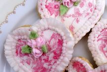 Amazing decorated cookies