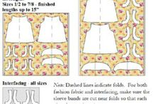 Sewing pattern design