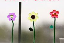 Flower Crafts and Activities / Great Flower Crafts and Activities for Children
