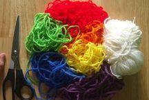 Crochet/Knitting