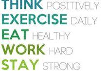 Healthy Living / by Christin Smith Eco Health Blog