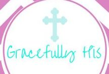 GracefullyHis Etsy Shop / The items on this board are directly related to our etsy shop GracefullyHis.  https://www.etsy.com/shop/GracefullyHis